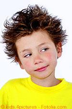 kindern haare abschneiden